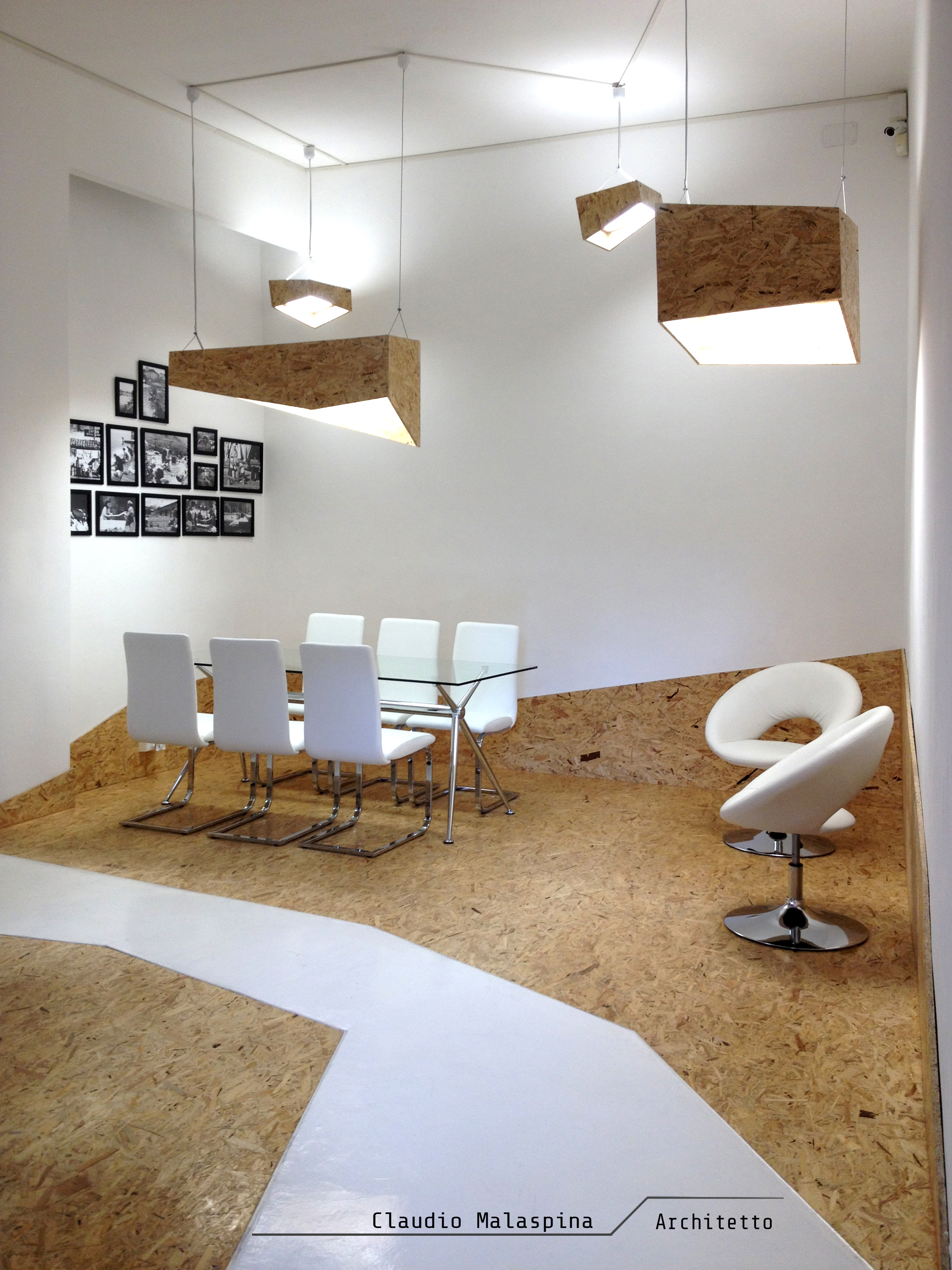 Come illuminare un ufficio open space con il led for Lampadari design low cost