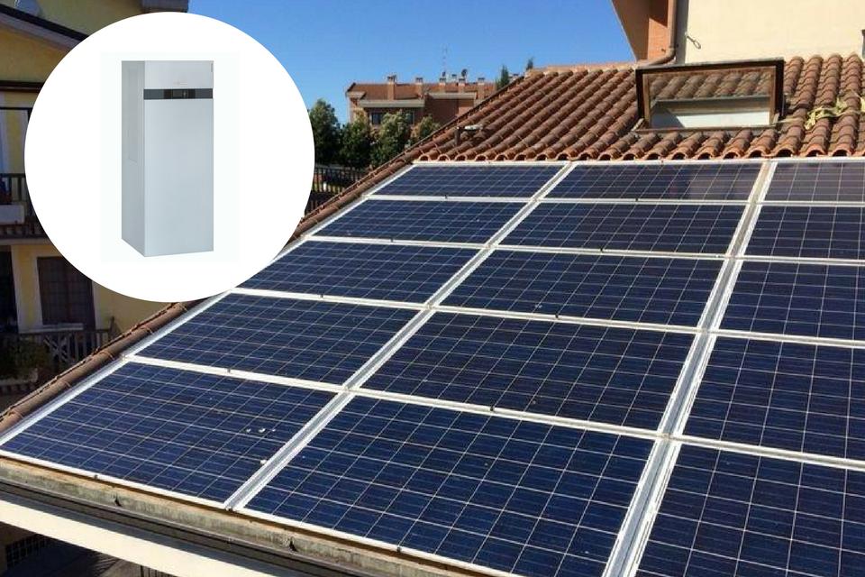 fotovoltaico e pompa di calore