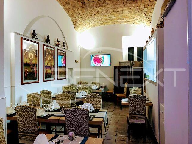 Ristrutturazione ed efficientamento energetico per ristorante a roma