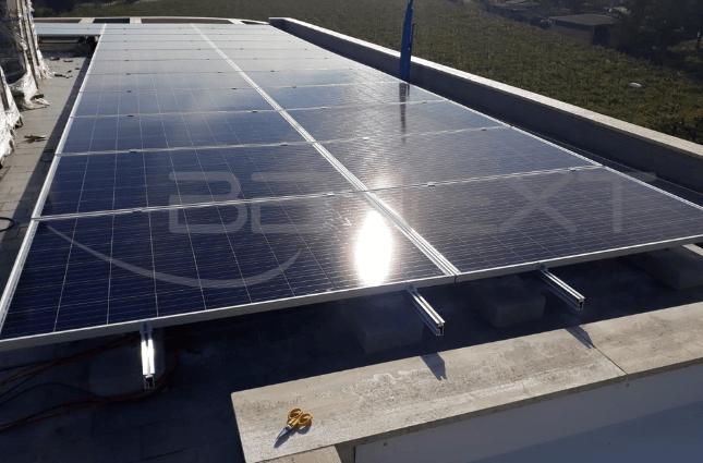 Fotovoltaico condominio Roma